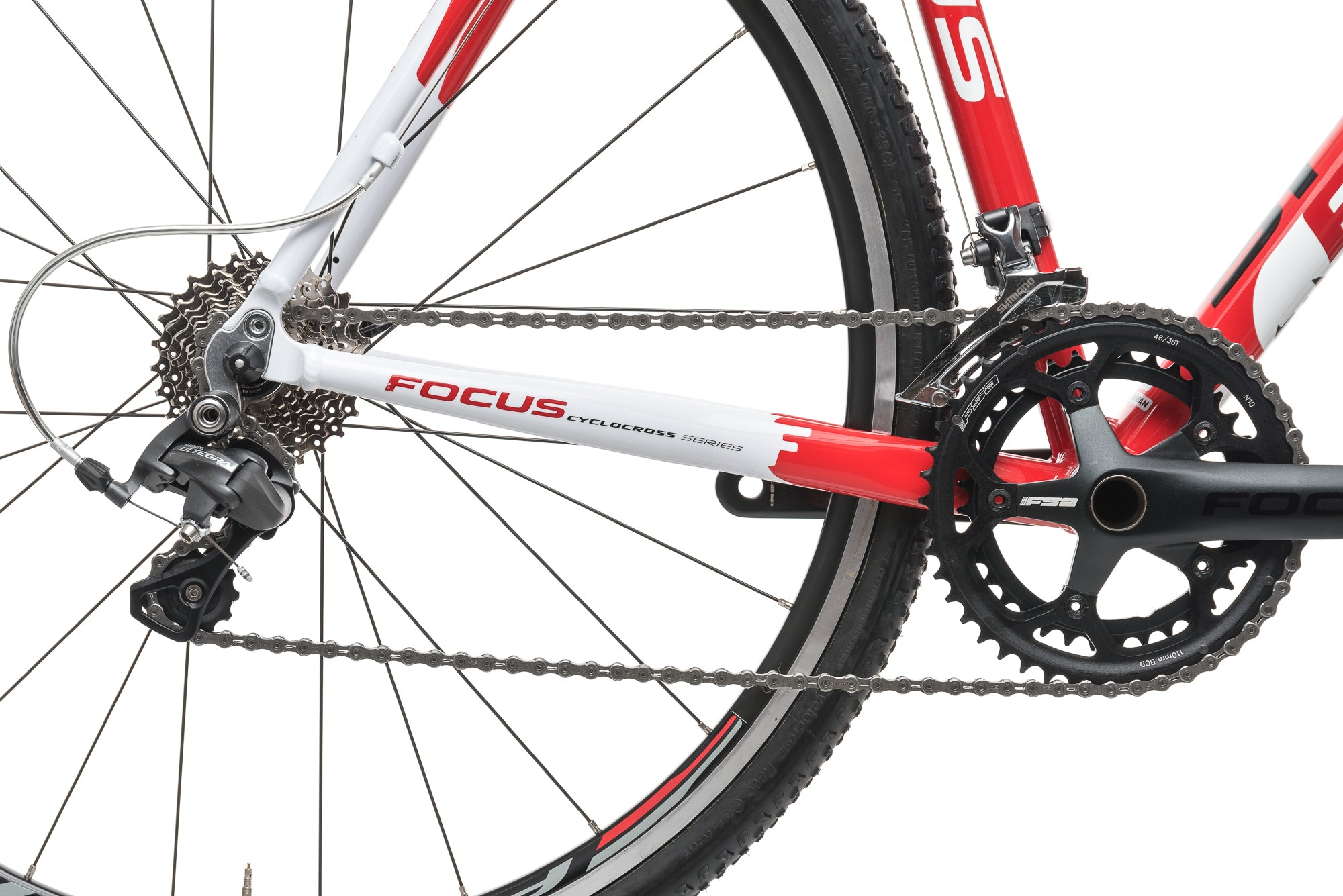 Focus Mares AX Large Bike - 2013