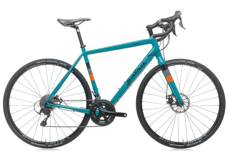Salsa Warbird 105 56cm Bike - 2016 drive side