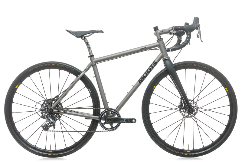 Moots Routt 52cm Bike - 2018 drive side