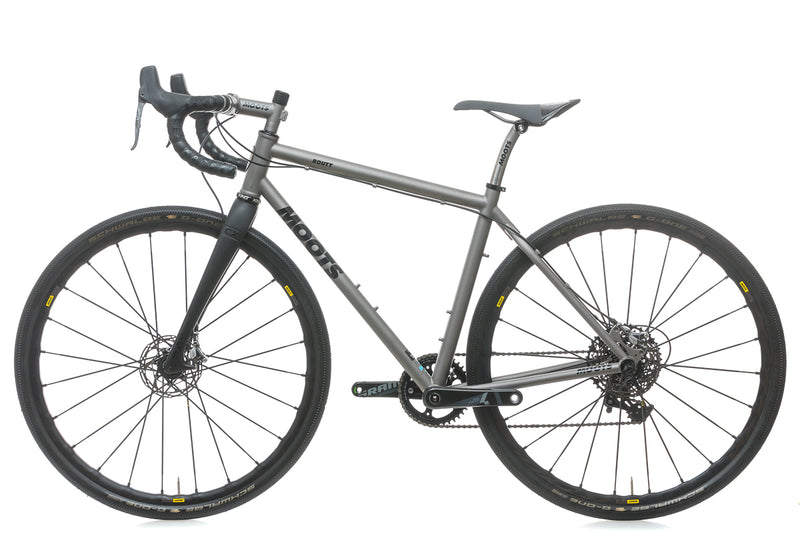 Moots Routt 52cm Bike - 2018 non-drive side