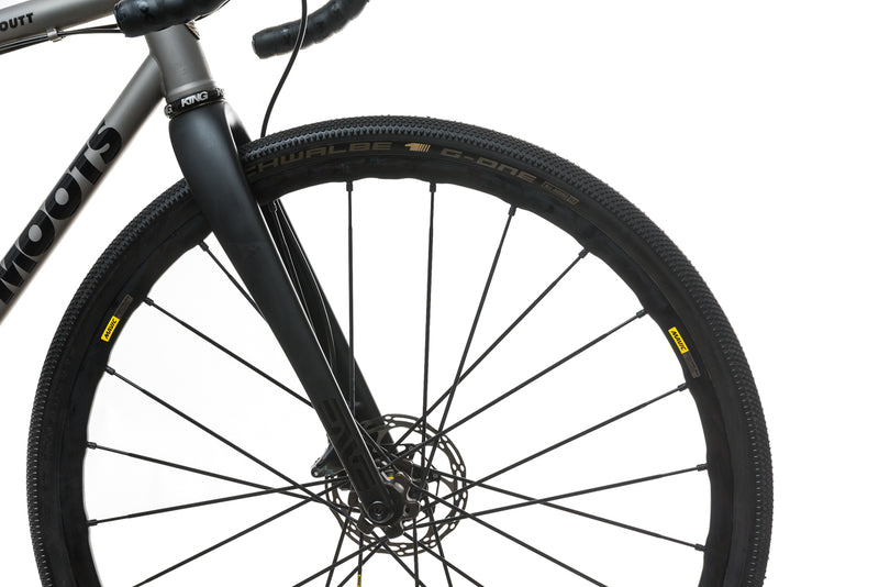 Moots Routt 52cm Bike - 2018 front wheel