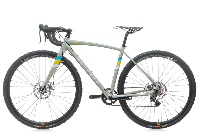 Raleigh RXW 50cm Bike - 2017 non-drive side