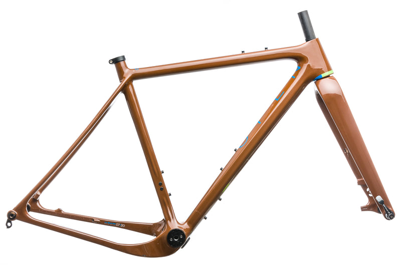 OPEN U.P. STEVE HED Edition Small Frameset - 2017 drive side