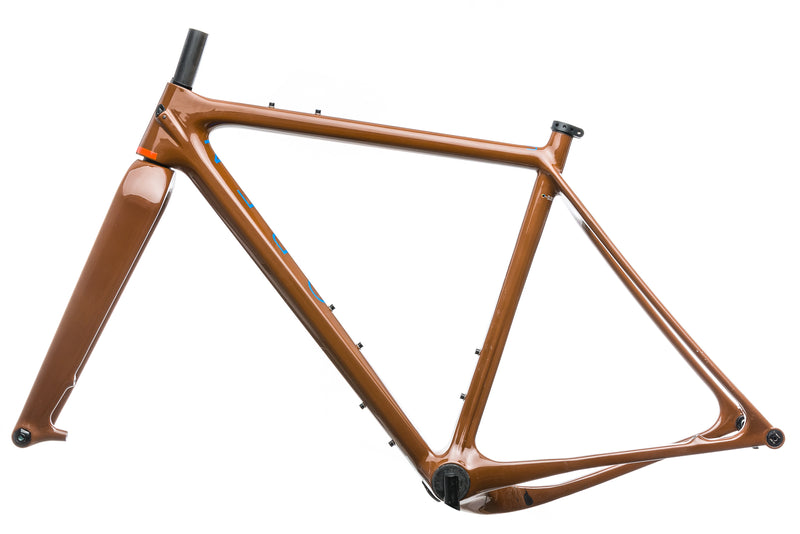 OPEN U.P. STEVE HED Edition Small Frameset - 2017 non-drive side