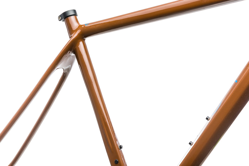 OPEN U.P. STEVE HED Edition Small Frameset - 2017 front wheel