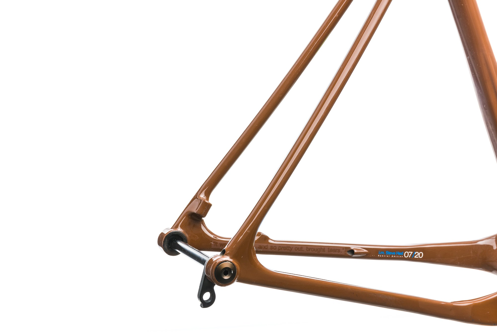 OPEN U.P. STEVE HED Edition Small Frameset - 2017