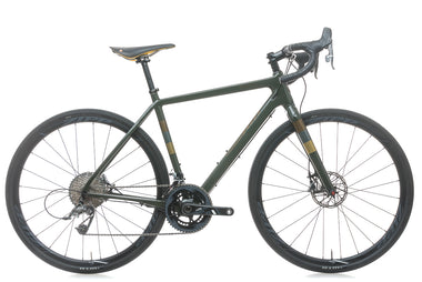 Salsa Warbird Carbon Force Brooks Limited Edition 55cm Bike - 2017