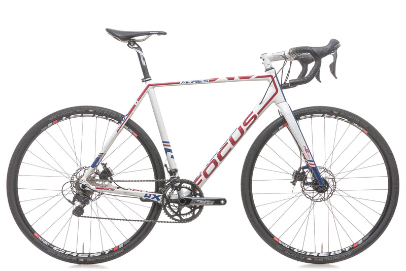 Focus Mares AX 2.0 Medium Cyclocross Bike - 2015 drive side