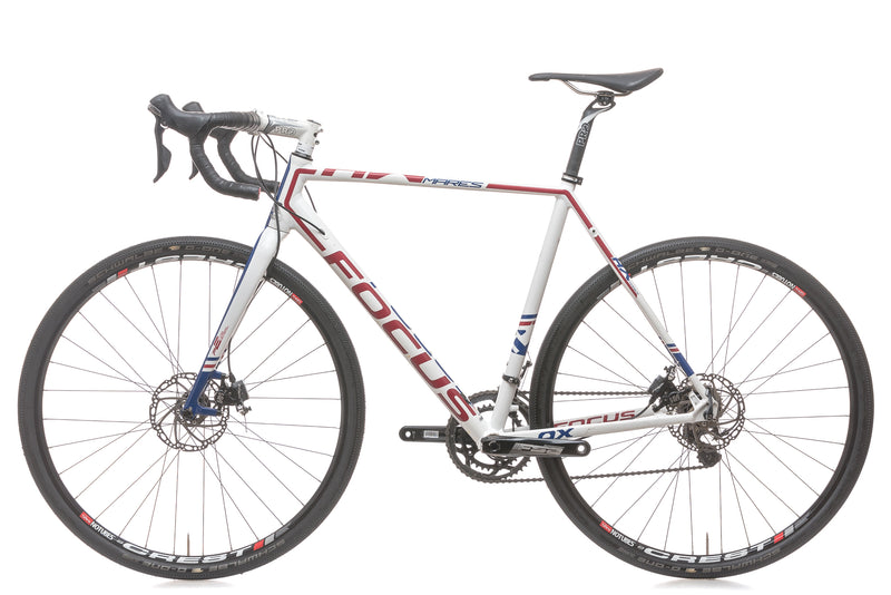 Focus Mares AX 2.0 Medium Cyclocross Bike - 2015 non-drive side