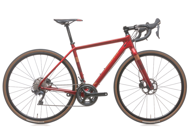 Salsa Warbird 53cm Bike - 2017 drive side