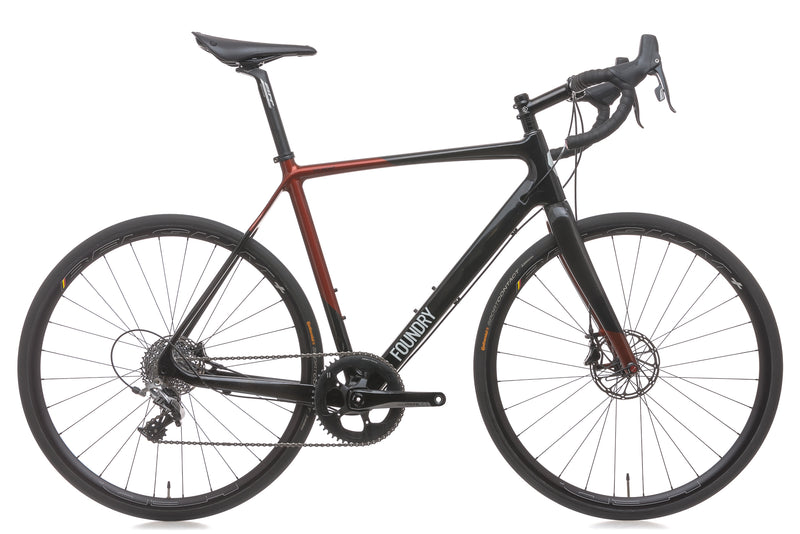 Foundry Valmont Large Bike - 2016 drive side