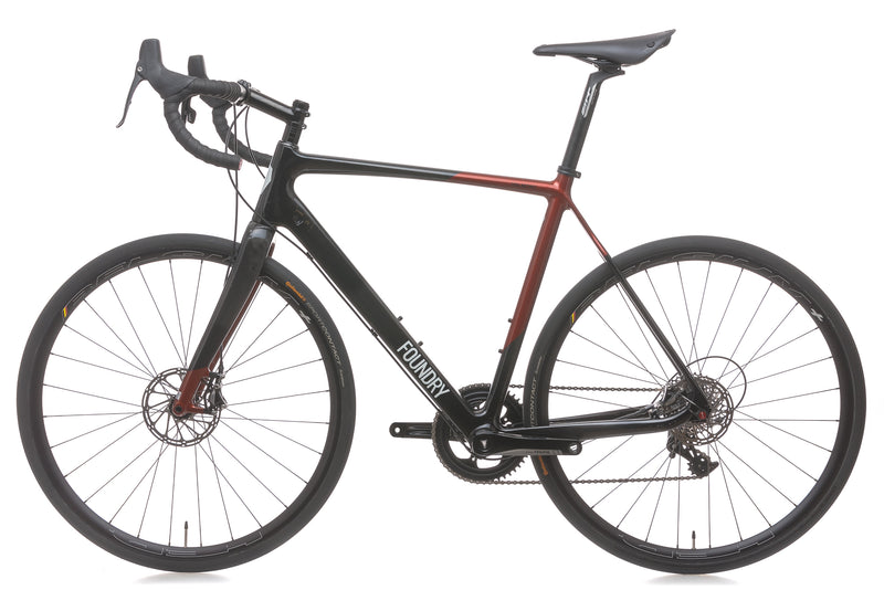 Foundry Valmont Large Bike - 2016 non-drive side
