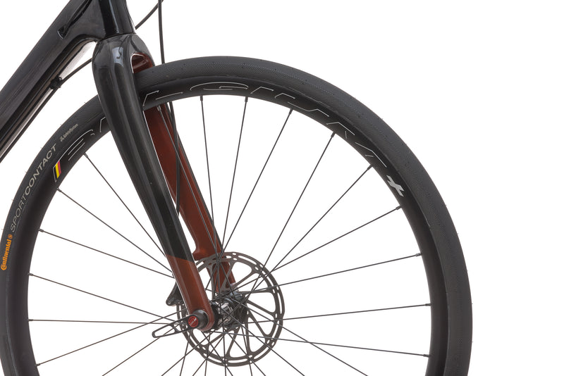 Foundry Valmont Large Bike - 2016 front wheel