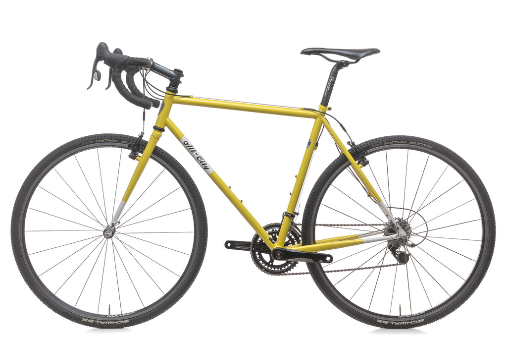 All-City Macho Man 52cm Bike - 2012
