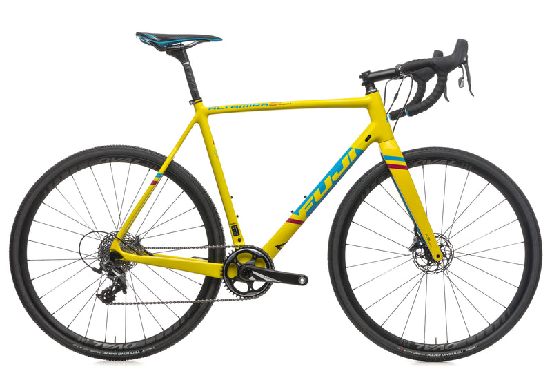 Fuji Altamira CX 1.1 X-Large Bike - 2018 drive side