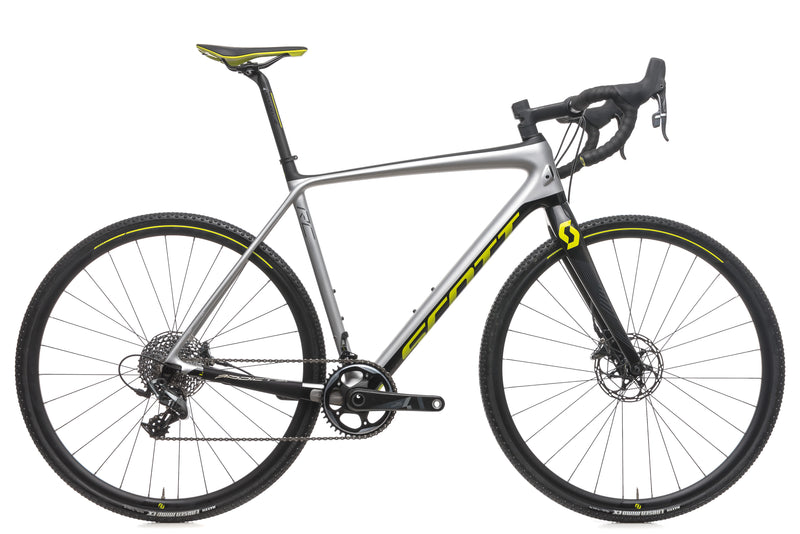 Scott Addict CX RC Large Bike - 2019 drive side