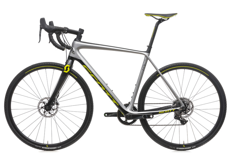 Scott Addict CX RC Large Bike - 2019 non-drive side