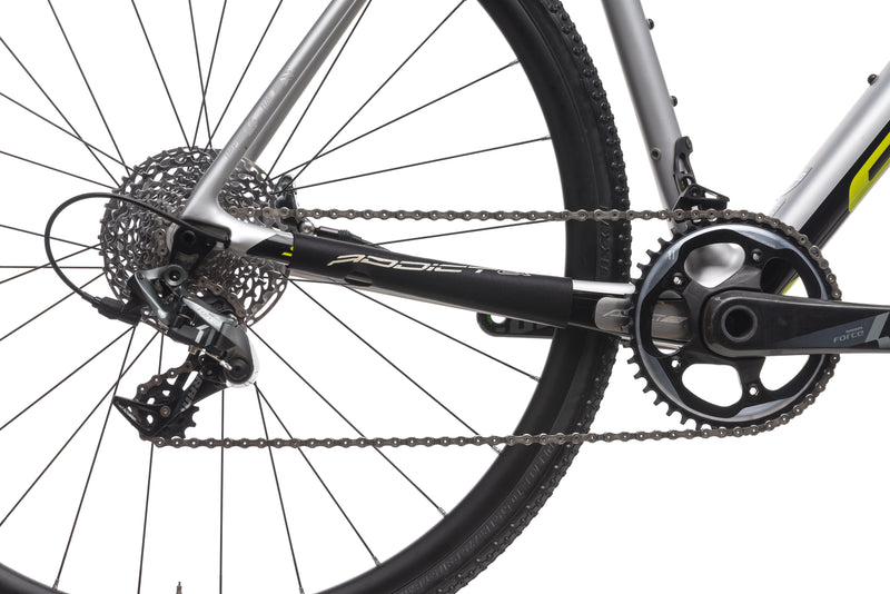 Scott Addict CX RC Large Bike - 2019 drivetrain