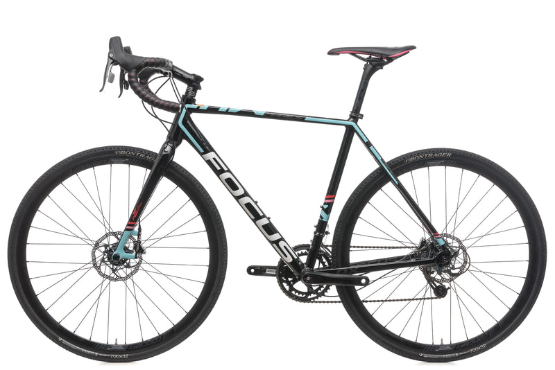 Focus Mares AX 1.0 Medium bike - 2015 non-drive side