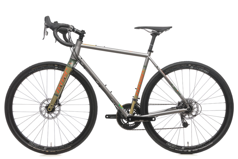 Niner RLT 9 Steel 3-Star 53cm Bike - 2018 non-drive side
