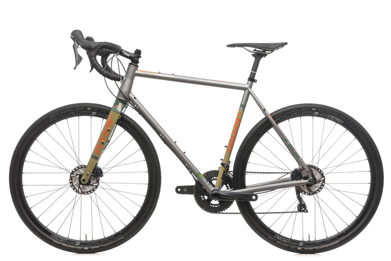 Niner RLT 9 Steel 4-Star Ultegra 56cm Bike - 2018 non-drive side