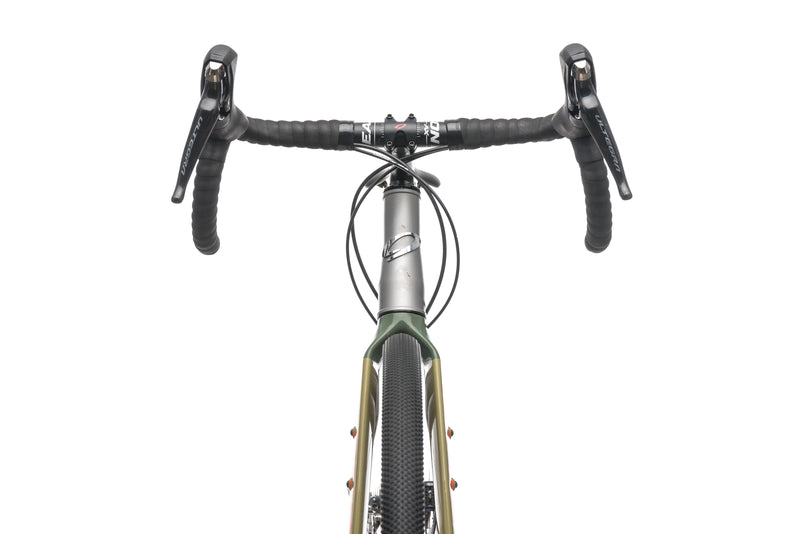 Niner RLT 9 Steel 4-Star Ultegra 56cm Bike - 2018 cockpit