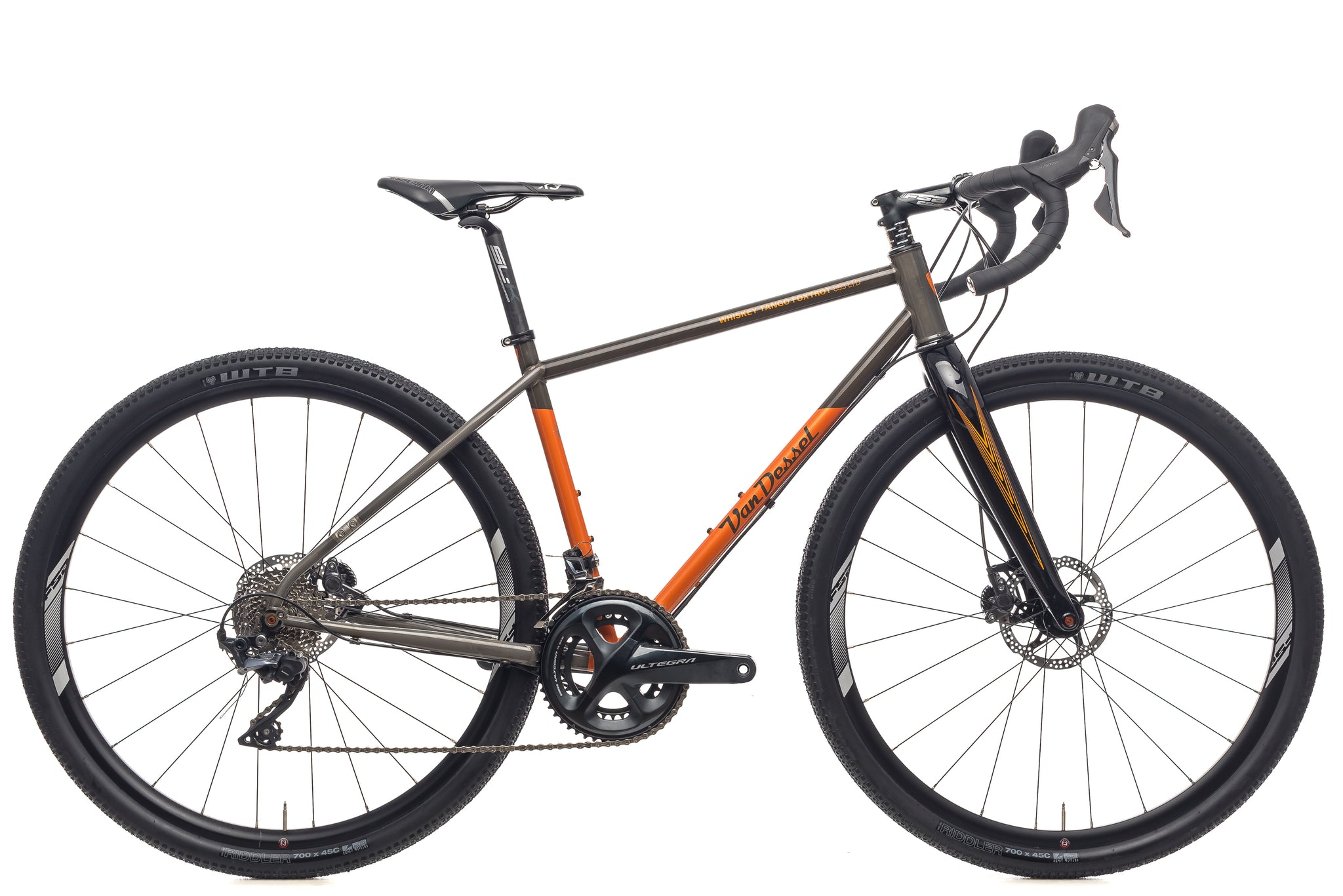 Van Dessel Whiskey Tango Foxtrot 853 LTD 53cm Bike - 2019
