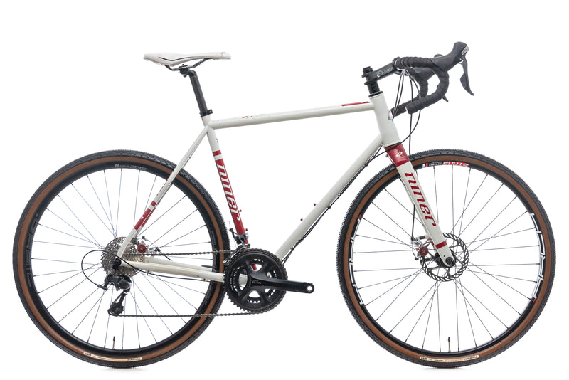 Niner RLT 9 2 Star 56cm Bike - 2016 drive side