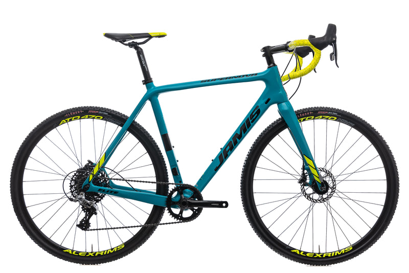 Jamis Supernova Elite Cyclocross Bike - 2019, 56cm drive side