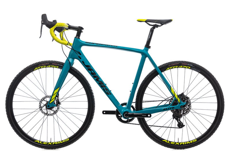 Jamis Supernova Elite Cyclocross Bike - 2019, 56cm non-drive side