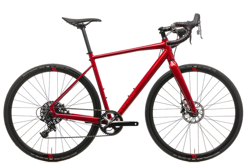Marin Gestalt X11 Gravel Bike - 2018, 54cm drive side