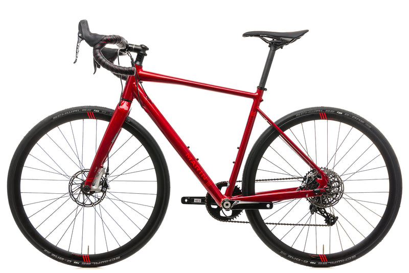 Marin Gestalt X11 Gravel Bike - 2018, 54cm non-drive side