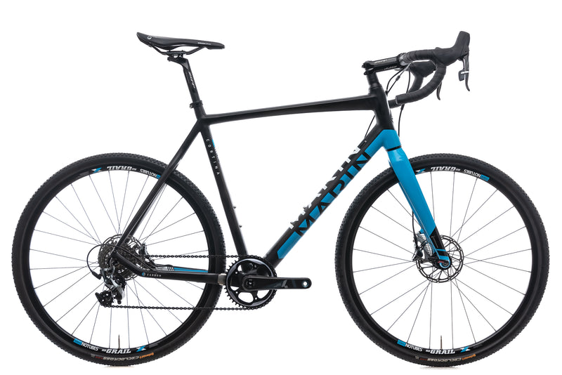 Marin Cortina CX Pro Cyclocross Bike - 2016, 60cm drive side