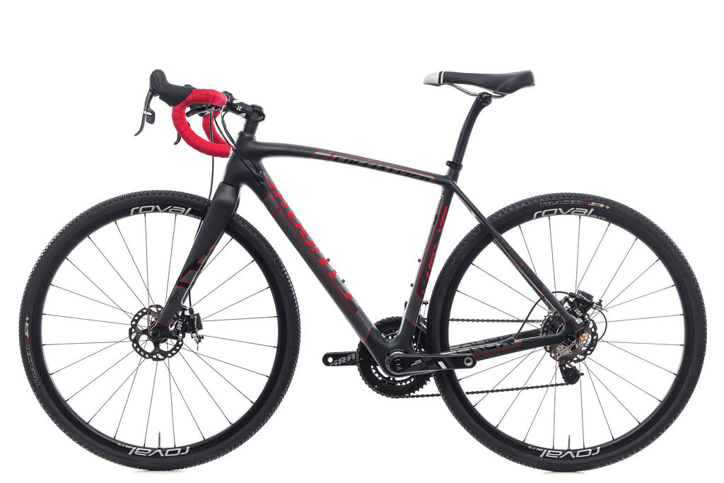 Specialized S-Works CruX 52cm Bike - 2015