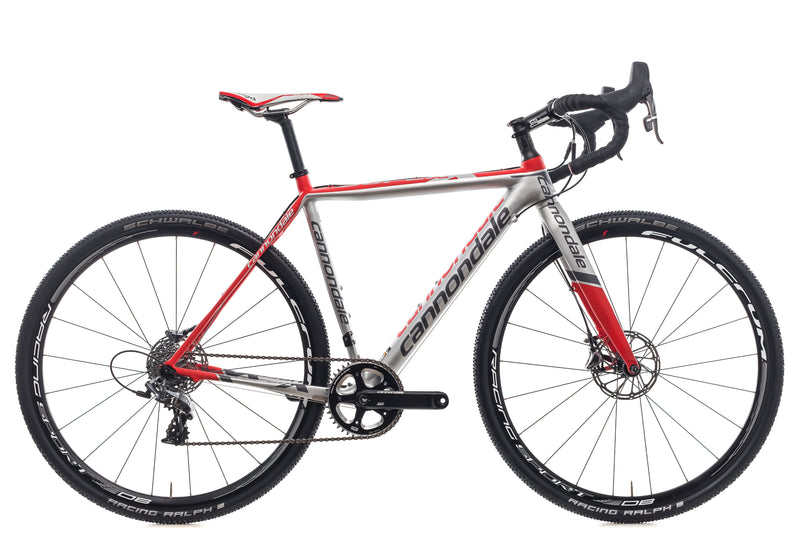 Cannondale SuperX 48cm Bike - 2015 drive side