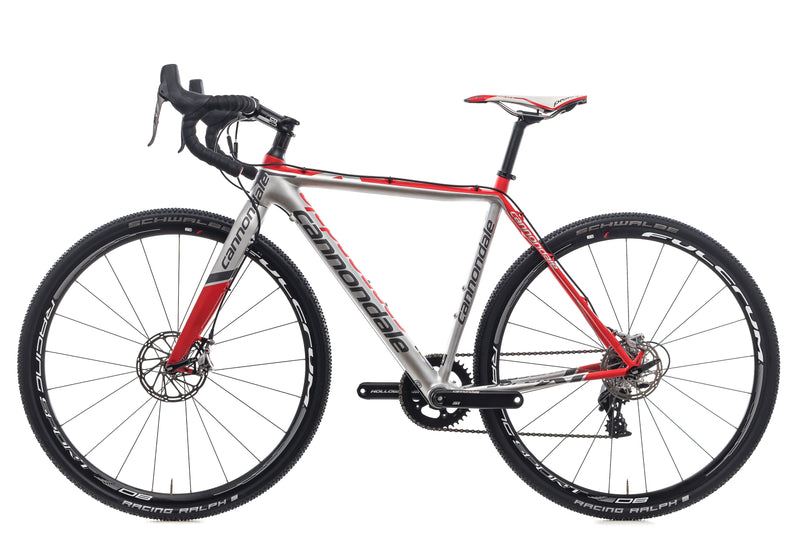 Cannondale SuperX 48cm Bike - 2015 non-drive side