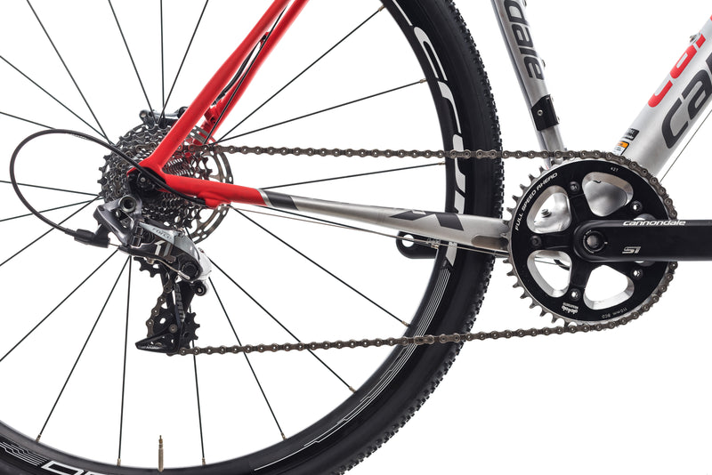 Cannondale SuperX 48cm Bike - 2015 drivetrain