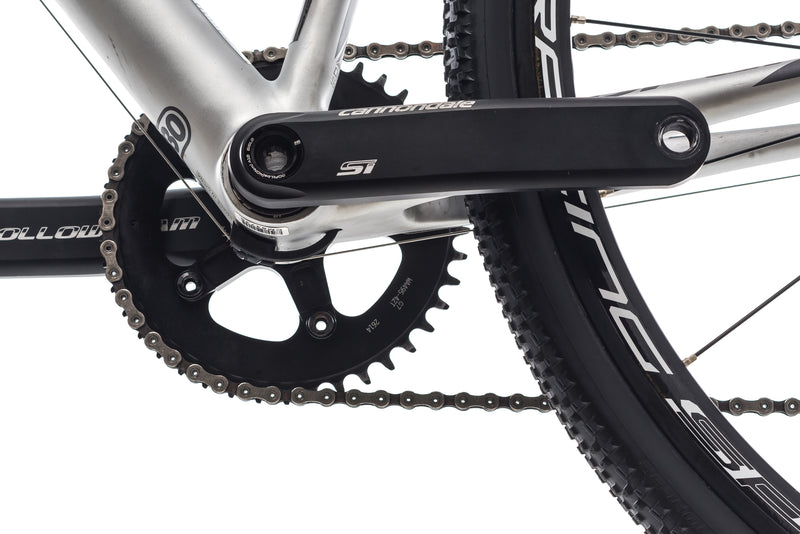 Cannondale SuperX 48cm Bike - 2015 crank