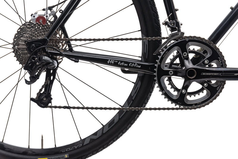 Surly Straggler 52cm Bike - 2013 drivetrain