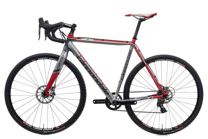 Cannondale SuperX Force 1 54cm Bike - 2015 non-drive side