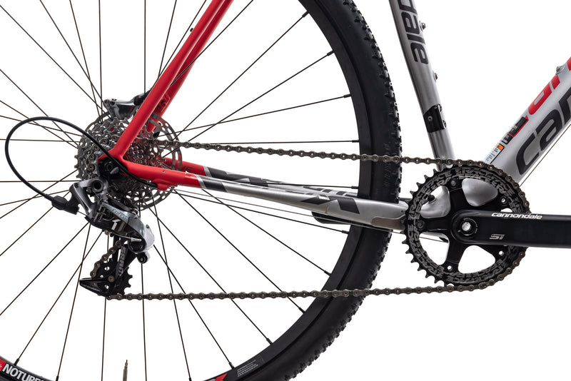Cannondale SuperX Force 1 54cm Bike - 2015 drivetrain