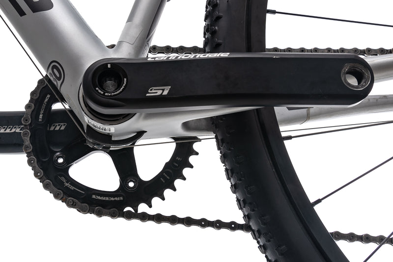 Cannondale SuperX Force 1 54cm Bike - 2015 crank