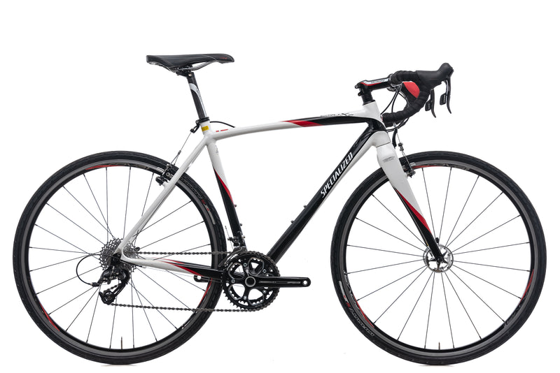 Specialized CruX Comp Cyclocross Bike - 2011, 54cm drive side