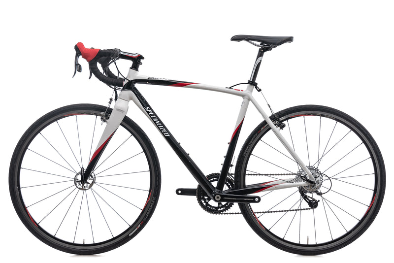 Specialized CruX Comp Cyclocross Bike - 2011, 54cm non-drive side