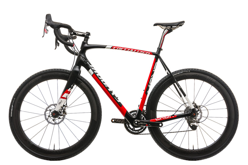 Specialized S-Works CruX Disc Cyclocross Bike - 2012, 61cm non-drive side