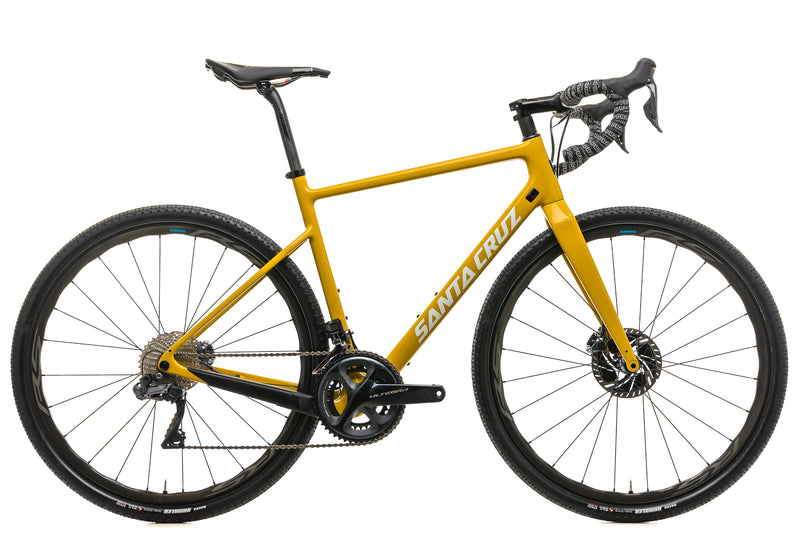 Santa Cruz Stigmata CC Gravel Bike - 2020, 54cm drive side