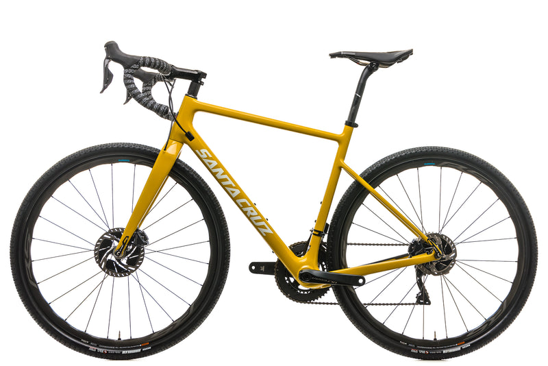 Santa Cruz Stigmata CC Gravel Bike - 2020, 54cm non-drive side