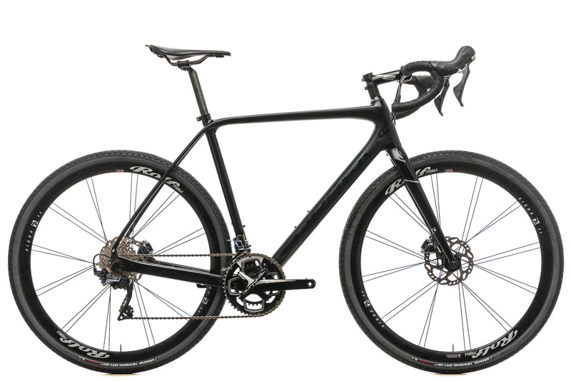 Orbea Terra M20-D Gravel Bike - 2019, Medium drive side