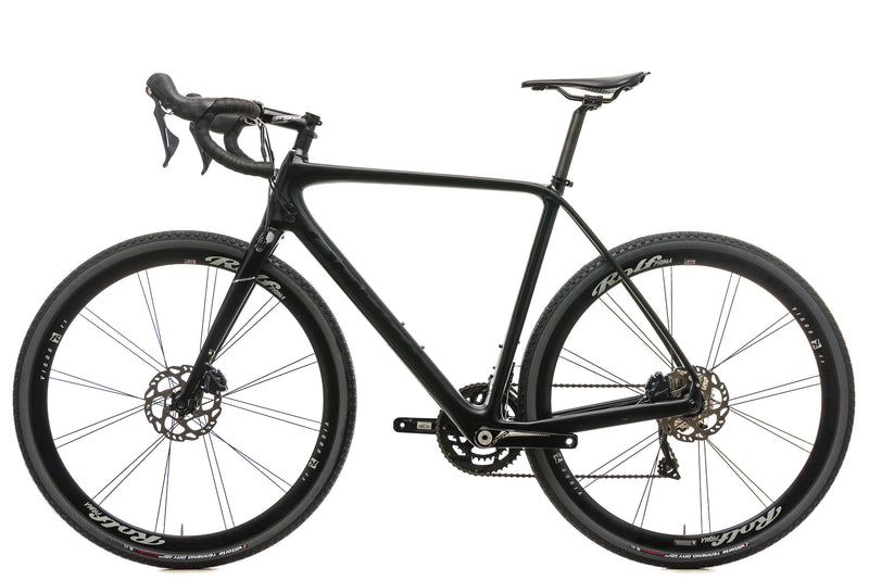 Orbea Terra M20-D Gravel Bike - 2019, Medium non-drive side