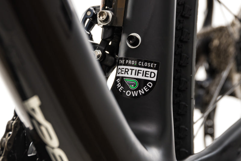 Orbea Terra M20-D Gravel Bike - 2019, Medium sticker